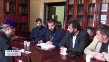 Vizită misionar pastorală la Reședința Vicariatului de Timoc