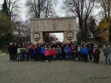 120 Timok Romanians, at a thematic excursion through Oltenia