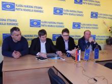 Membrul Partidulul Neamului Românesc atacat la Bor