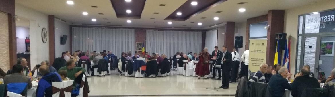 Seara românească cu ocazie marcarea Zilei Naționale a României